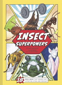 Cover of Insect Superpowers