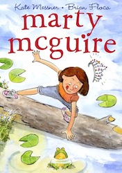 Cover of Marty McGuire