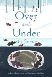 Cover of Over and Under the Snow