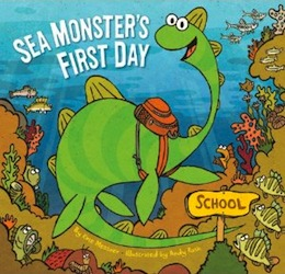 Cover of Seamonster's First Day
