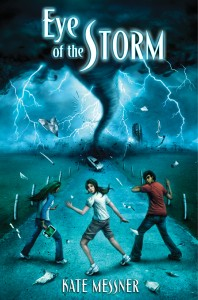 cover of Eye of the Storm