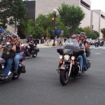 The Rolling Thunder demonstration in Washington, D.C. on Memorial Day Weekend inspired me to write a picture book about this ride.