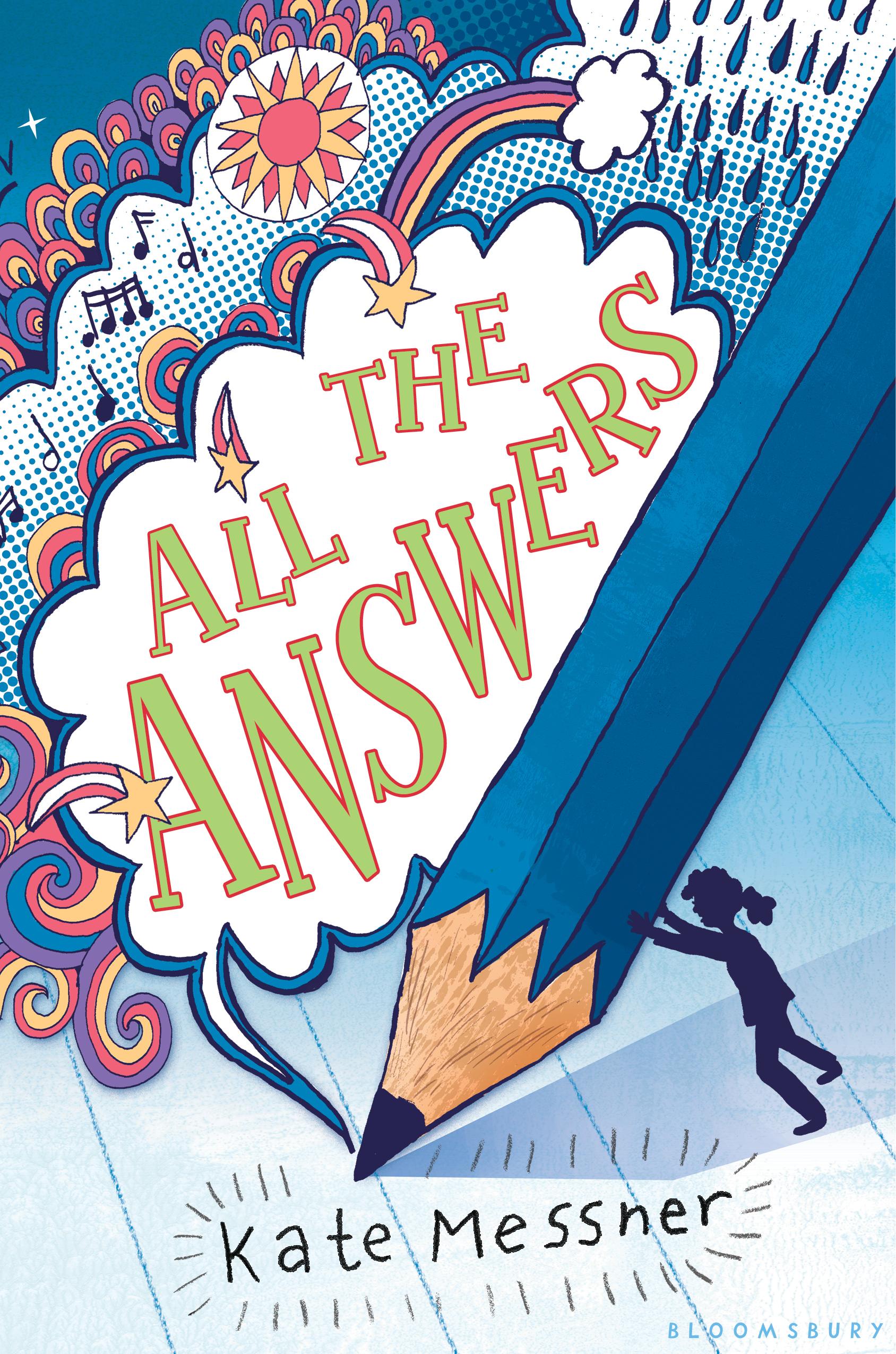 magic question book