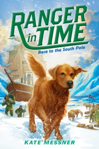 Ranger in Time -- Race to the South Pole