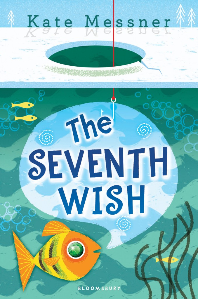 The Seventh Wish by Kate Messner