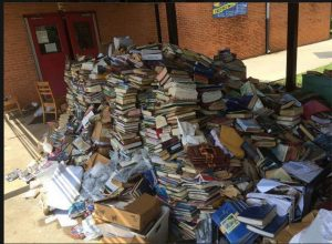 flooded books