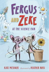 Cover of Fergus and Zeke at the Science Fair