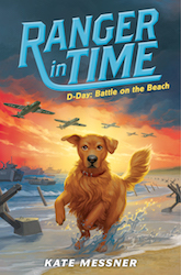 Image of Ranger in Time: D-Day: Battle on the Beach