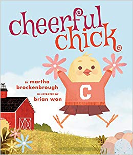 Cheerful Chick: Learning from a Mentor Text