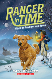 Link to Ranger in Time: Night of Soldiers and Spies by Kate Messner